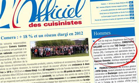 officiel du cuisiniste l officiel des cuisinistes n 1768 du 2 septembre 2013