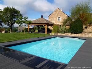 Piscine Liner Blanc : aveyron piscines construit votre piscine couloir de nage ext rieure ou int rieure ~ Preciouscoupons.com Idées de Décoration