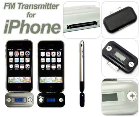 fm radio iphone iphone fm transmitter