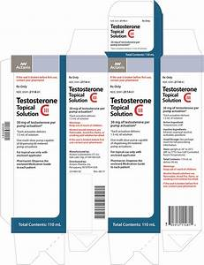 Testosterone Topical Solution - FDA prescribing ...