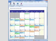 Importar Outlook Calendar a Excel y Word