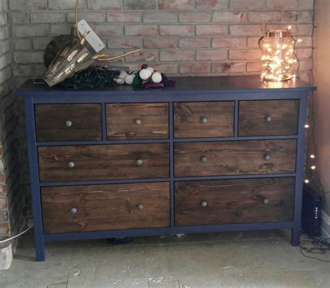 Hemnes 6 Drawer Dresser Hack by Best 25 Rustic Dresser Ideas On