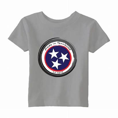 Tennessee Sleeve Infant Short Pride Shirts Crew