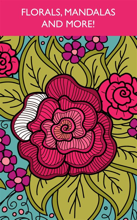 amazoncom colorfy coloring book  adults