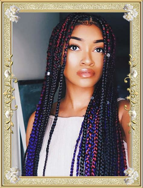Hairstyles With Braids For Black by 60 Delectable Box Braids Hairstyles For Black