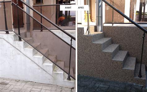 nettoyer terrasse beton mousse