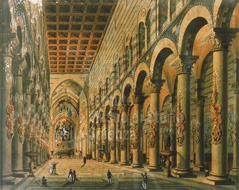 Interno Duomo Di Pisa by Immagine Interno Duomo Di Pisa Illuminato Tempera Su C