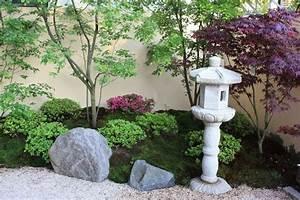 Comment Faire Un Jardin Zen Pas Cher : jardin japonais jardin zen nos conseils pratiques pour ~ Carolinahurricanesstore.com Idées de Décoration
