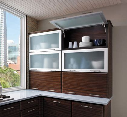 aluminum frame glass kitchen cabinet doors starmark cabinetry wall cabinet with tip up door aluminum 9012