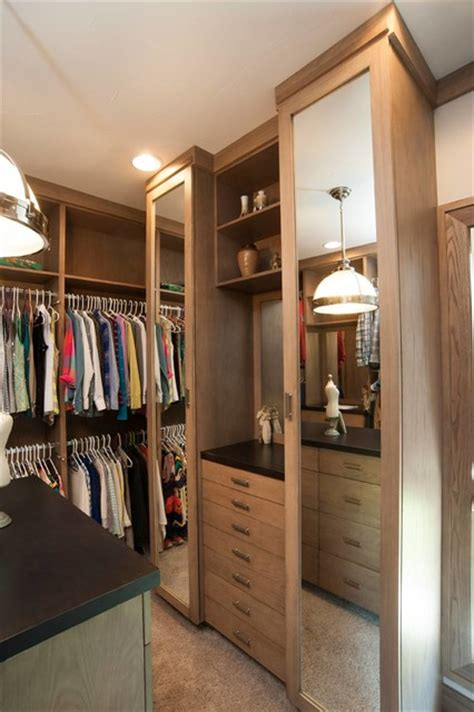 Restoration Hardware Style Home  Transitional Closet