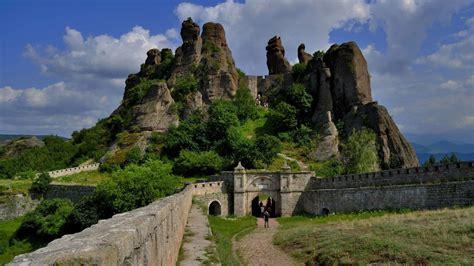 belogradchik rocks bulgaria wallpaper desktop hd