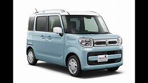 Suzuki Hybride 2018 : 2018 suzuki spacia custom concept youtube ~ Medecine-chirurgie-esthetiques.com Avis de Voitures