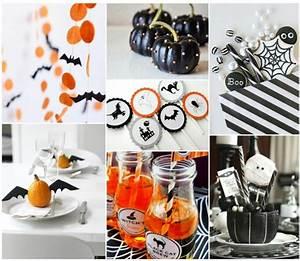 Halloween Deko Aus Amerika : halloween deko basteln und feierstimmung kreieren ~ Markanthonyermac.com Haus und Dekorationen