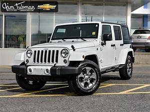 2016 Jeep Wrangler Unlimited Sahara Ottawa, Ontario Used Car For Sale 2594788