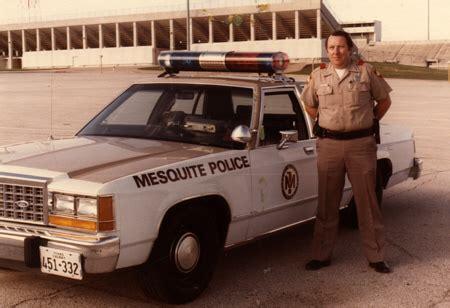 foto de Photo: TX Mesquite Police George Rice album copcar