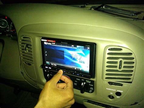 2002 Ford F 150 Radio Wiring Harnes by Din Radio Install 2002 F150 Lariat Help Ford