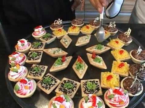 german canapes culinária canapés
