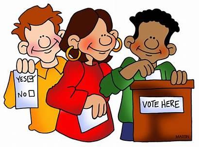 Election Clipart Clip Elections Rights Phillip Civil