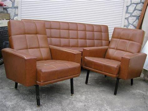 canapé skai 78 best idées à propos de fauteuil ée 60 sur