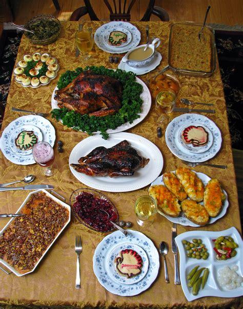 recette cuisine usa thanksgiving une tradition chère aux américains cuisine américaine culture usa