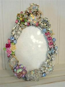 DIY Mirror Picture Frame Ideas DIY Craft Projects