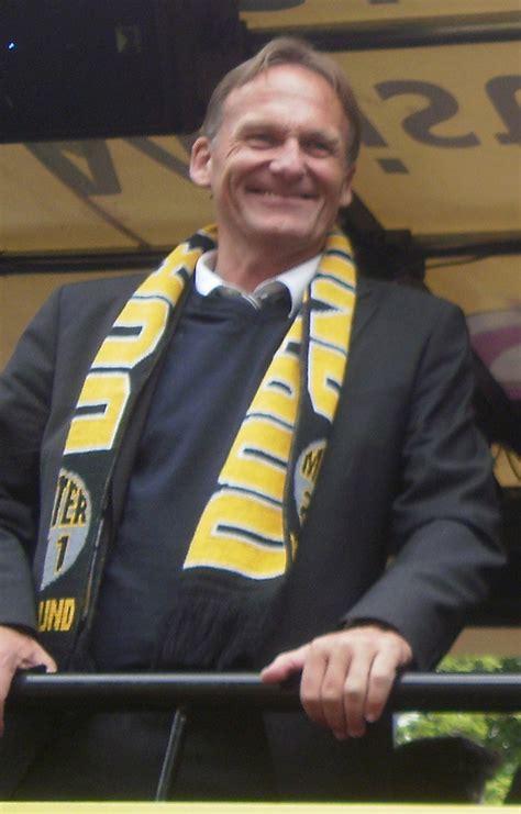 hans joachim watzke wikipedia