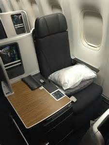 American Airlines 767 Business Class Seats