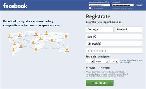 descargar rápida de aplicaciones de facebook para pc