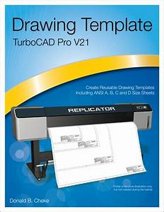 new turbocad pro v21 tutorial drawing template textual With turbocad drawing template