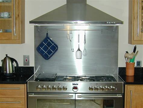 Do It Yourself Kitchen Backsplash Ideas - ikea stainless steel backsplash the point pluses homesfeed