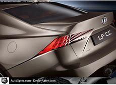 PARIS MOTOR SHOWFirst Look At Lexus LFCC Concept