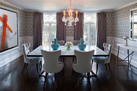 Dining Room Wainscoting   Contemporary   dining room
