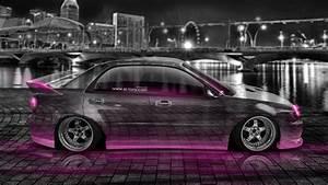 Subaru Impreza WRX STI JDM Tuning Crystal City Car 2015