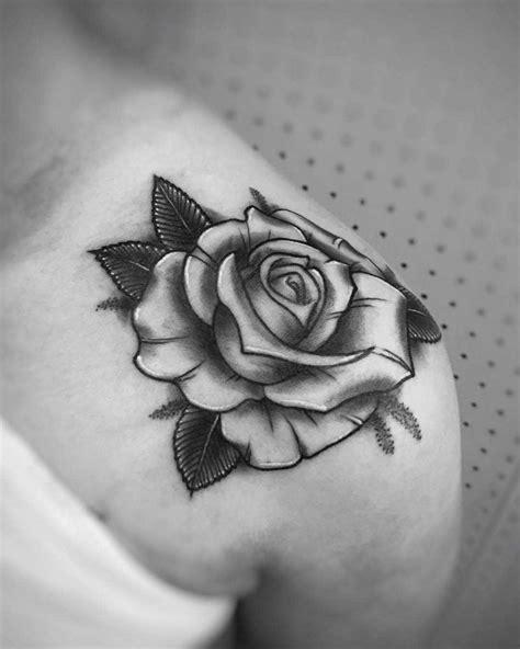 Rose Shoulder Tattoo | Best Tattoo Ideas Gallery
