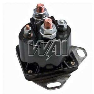 Starter Motor Switch Solenoid Relay For Ford Mercury