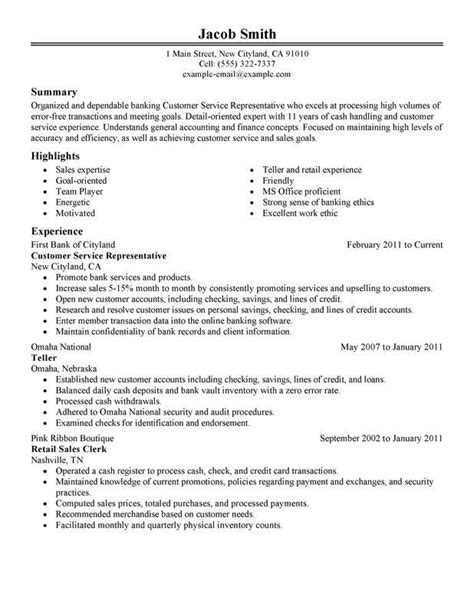 Resume Access by Patient Service Representative Resume Template