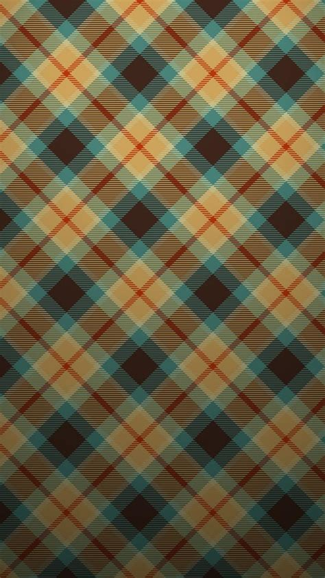 orange patterns textures plaid stripes tartan