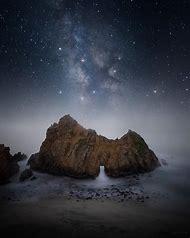Big Sur Milky Way