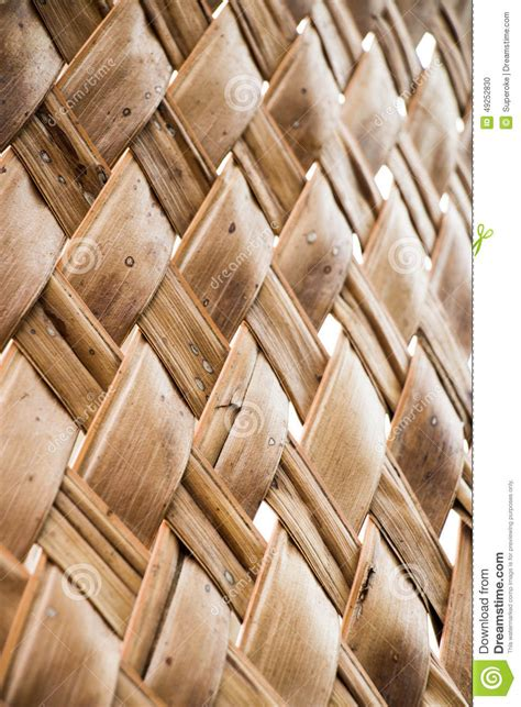 stuoia cocco fondo della stuoia della foglia della noce di cocco