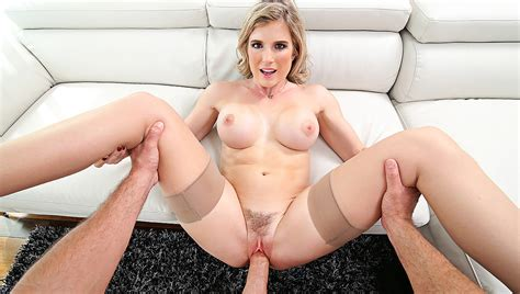 Cory Chase Fucking In The Living Room With Her Big Tits