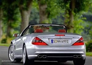 Mercedes Benz Sl 55 Amg  R230  Specs  U0026 Photos - 2002  2003  2004  2005  2006