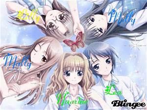 5 friends Picture #53287397 | Blingee.com