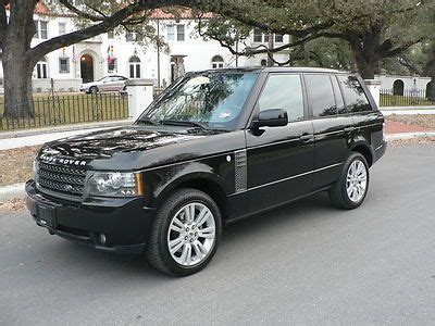 Buy Used Range Rover Hse Luxury Low Miles Every Option