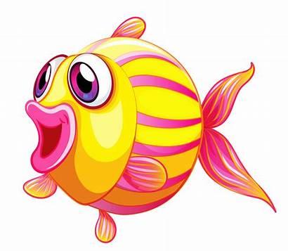 Fish Clipart Yellow Goldfish Clip Transparent Webstockreview