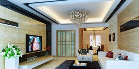 ide pemilihan warna  desain plafon rumah minimalis