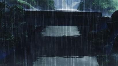 Rain Anime