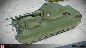 World Of Tanks Japanese Ht Tier 7 O
