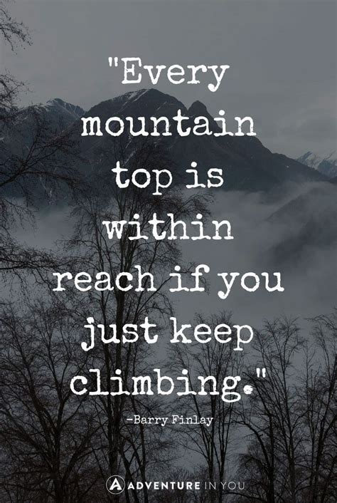 mountain quotes  inspire   motivated