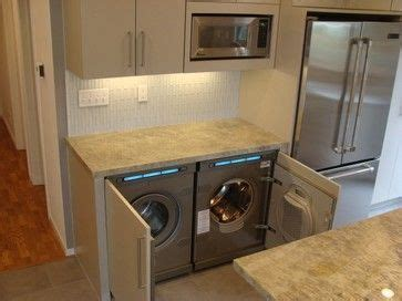 how to design a small kitchen laundry in kitchen design ideas laundry in kitchen 8624
