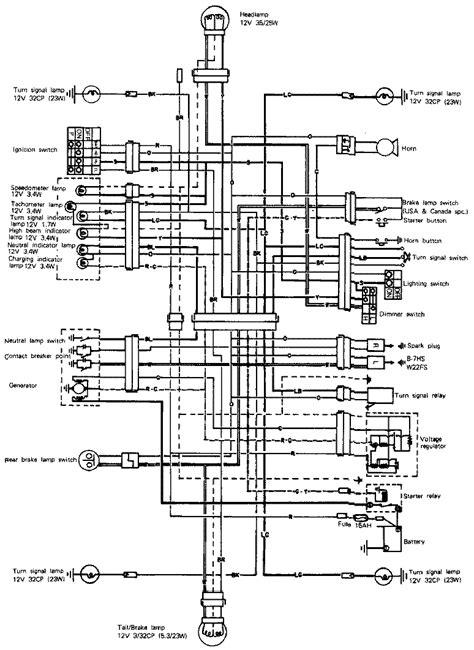 suzuki tc185 wiring diagram suzuki get free image about